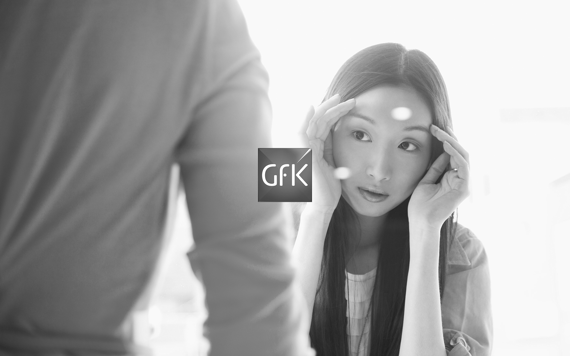 GfK Worldwide Online Relaunch by Artfatale